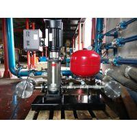供应新疆小型水泵成套供水设备适用于生产制造、食品工业、工厂用水等恒压供水场所。