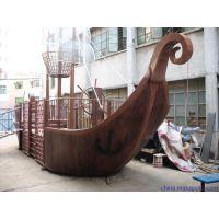 供应供应景观船/家居景观木船/沙发船/酒店装饰船
