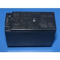供应JW1FSN-DC12V(AJW4211) 松下继电器 1开1闭 1c触点 5脚10A250V