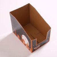 爆款定做 展示包装盒 展示纸盒 覆膜彩色展示盒