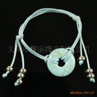 供应手环 绿松石手链 韩版流行饰品专卖