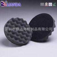 专业生产阻燃波浪海棉 鸡蛋泡棉 隔音建筑海绵 质量好 价格低