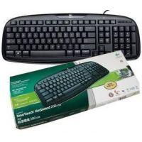 供应【厂家直销】罗技键盘/罗技200键盘/防水游戏键盘/USB单键盘