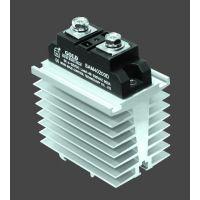 【美国固特旗舰店】单相固态继电器 SAM4080D 适用于钢化玻璃设备、电线电缆机械行业