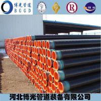 天然气管道用3pe防腐钢管 L360m直缝焊管河北邢台专业生产