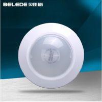 贝朗德LED吸顶灯声光控过道声控灯头走廊楼梯楼道声控感应灯 3W