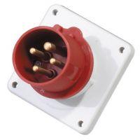 供应4芯工业插头 厂家直销SP813工业插座  电缆接头