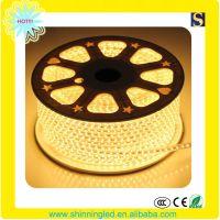 供应LED灯带高亮SMD3528  220V暗槽灯 led灯带灯条 高压灯带