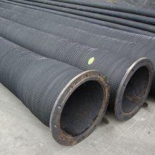 螺旋钢丝骨架增强大口径耐磨吸排泥胶管|大口径耐磨吸排泥胶管的订货电话