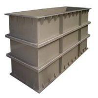 质保三年 英华 定制电解设备 水溶液电解槽 pp化工