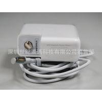 供应Apple MacBook 60W电源适配器 新款 侧头A1344 苹果电脑充电器