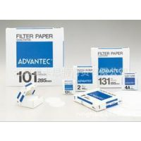 ADVANTEC 定性滤纸  直径90 00011090 水质分析用