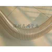 优质钢丝伸缩软管 pu塑料