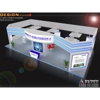 供应专业机械展展会搭建与展台设计制作