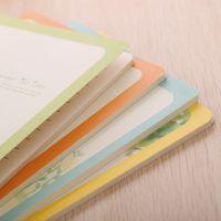 聚点文具 韩国创意A5小时光笔记本子 可爱32K日记本记事本子 批发