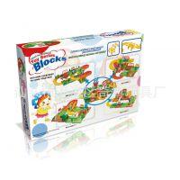 婴幼儿玩具热卖品 幼教积木 智力电动轨道积木 拼装积木 塑料玩具