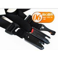 REEBABY (LATCH)ISO-FIX接口汽车儿童安全座椅安装连接器 固定带