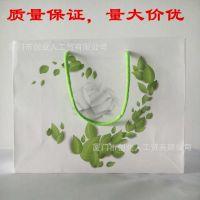 福建厦门定制 环保服装手提纸袋 白卡纸礼品袋 含17%税