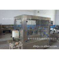 山东青州中鲁供应罐装机 自动罐装机 大豆油自动罐装机