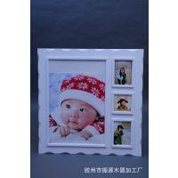 2015青岛富巴特韩式木质创意连体组合儿童婚纱影楼照片墙厂家批发