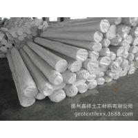 土工布 120--400g白色 土工布 无纺布 土工材料 短丝 排水板专用
