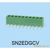 供应插拔式接线端子 2EDGCV 闭口直针 间距3.5/3.81MM