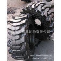 供应12-16.5滑移装载机用实心轮胎