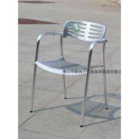 排骨椅铝椅铝压铸椅时尚椅简约美式椅咖啡椅餐厅高档展会铝椅餐椅铝椅餐椅清爽透亮外形个性独特线下销量