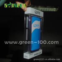 塑料包装盒厂【加工】PVC透明手机包装盒 彩印包装胶盒
