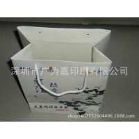 深圳工厂定制加工各类纸质手挽袋、服装手提袋、彩盒、质量保证