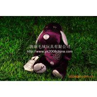 东莞外贸玩具工厂供应手偶毛绒鸭子