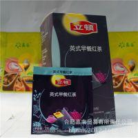 供应立顿新品 英式早餐茶 100%进口原料 6*25*2g/箱