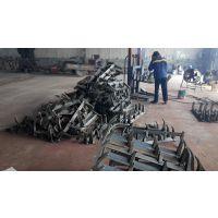 盐山万邦机械制造输送机托辊滚筒支架输送设备配件