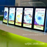 亚克力方形水晶led灯箱广告招牌导光板发光均匀