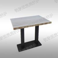【专业定做】承接现代简约风餐桌 全实木酒店 西餐厅桌子