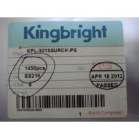 供应KINGBRIGHT 原装 KPL-3015SURCK