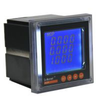 厂家直销安科瑞三相电能仪表ACR210EL/C面板安装标配通讯功能
