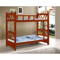 厂家直销,优质高级实木双层床10套起批
