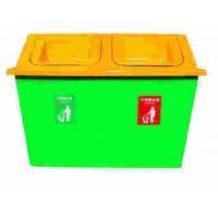 供应四川攀枝花新款玻璃钢垃圾桶 小区垃圾桶 环保垃圾桶 垃圾桶厂家直销