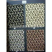 01135#金葱PU植绒各种花纹格丽特植花,   鞋袋皮革PU墙布装饰面料