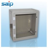 赛普供应550*500*300 透明盖PVC防水箱 电表箱 接线箱 仪表箱正品