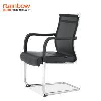 供应优质办公椅 时尚清凉弓形椅 会议培训网吧椅 舒适透气网椅正品