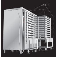 供应YYTZX-001双开门推车式蒸箱