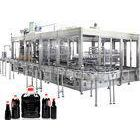 Glass Bottle Automatic Liquid Filling Machine For Edible Oil, Soy Sauce,8,000-48,000 BPH