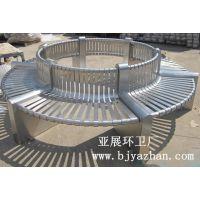 北京长阳供应亚展牌Y-039路椅垃圾桶休闲椅长条椅组合椅性能百度