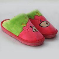 2014新款上市 儿童保暖防滑卡通棉鞋 冬季家居棉拖鞋 棉鞋批发