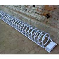 自行车架/自行车停放架子/环型/圆形自行车地龙供应厂家
