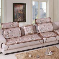 高档正品沙发垫冰丝坐垫冰丝藤席靠垫防滑沙发凉席坐垫 特价促销