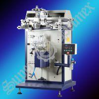 供应恒晖牌平圆两用丝印机S-450M,平面丝印机,圆面丝印机,瓶子丝印机,杯子丝印机