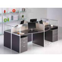 昆山厂家定做屏风办公桌、屏风隔断办公桌、昆山办公家具